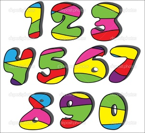 cartoon-numbers-set