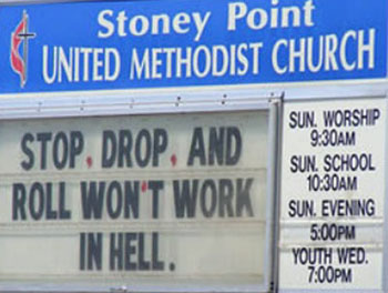 church_stopdropandroll