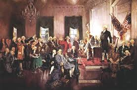 Constitutional Convention in Philadelphia 1787