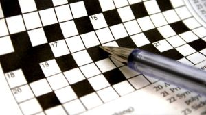 cryptic crossword