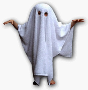 ghost-towel