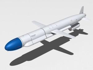 Kh-55 Cruise Missile
