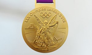 London 2012 Olympic gold medal
