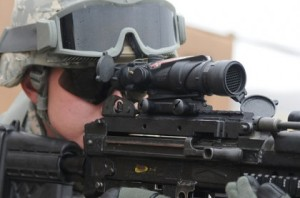 M150 Rifle Combat Optic