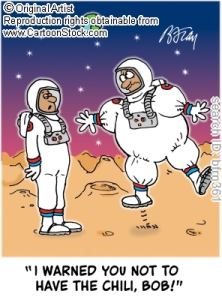 spacesuit cartoon