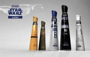 Star-Wars-themed-Evian-bottles