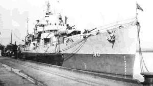 USS Neunzer DE150