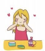 woman-applying-moisturizer