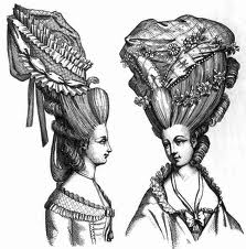 18th Century hairstyles
