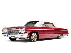 1964_chevrolet_impala_ss_convertible front_view