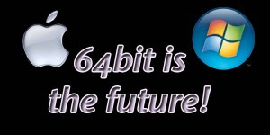 64 bit is the future