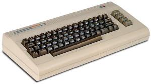 C64 computer
