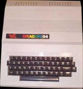 Dragon-64 computer