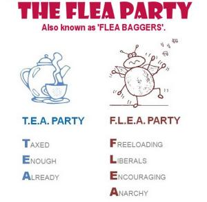 flea party