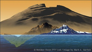 Olympus Mons v Everest