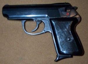 P64 pistol