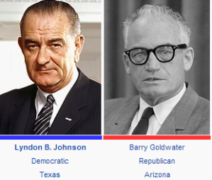 United States presidential election  1964