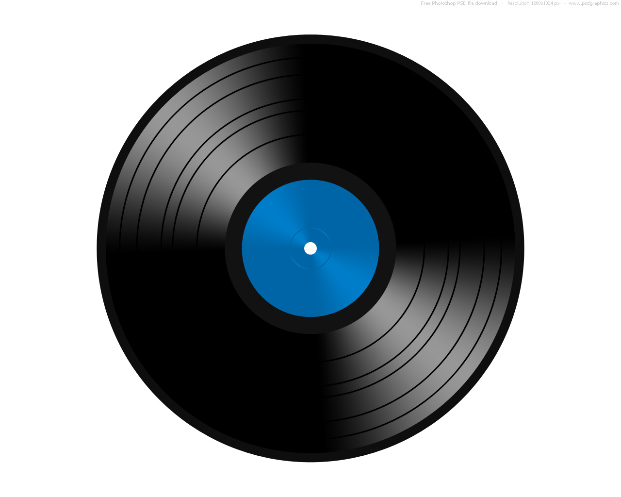 Broken Record Clip Art Vinylrecord