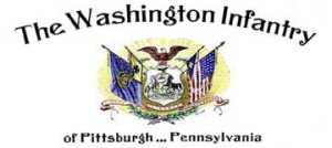 Washington  Infrantry color seal d