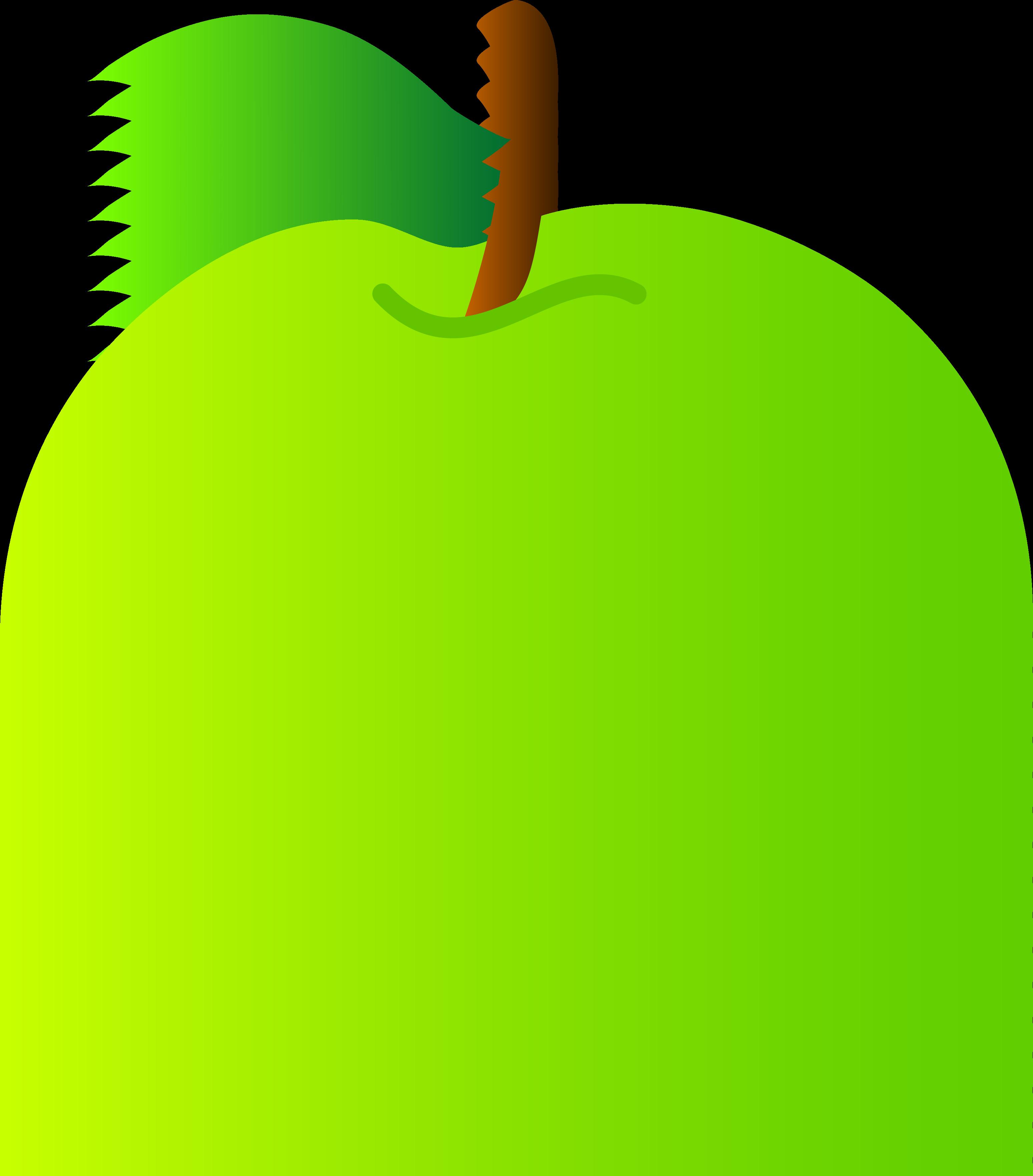 apple clipart green windows fasab granny