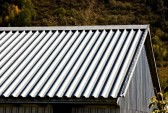 corrugated-roof-of-a-building