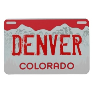 denver_colorado_red_license