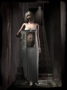 door_in_her_nightie_____by_boblea