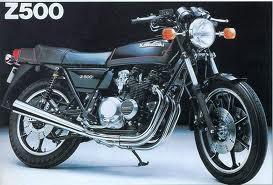 Kawasaki Z500
