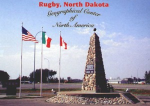 Rugby, North Dakota