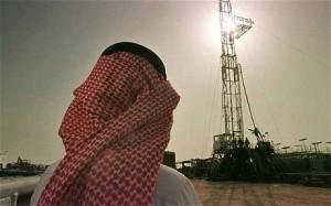 saudi oil well