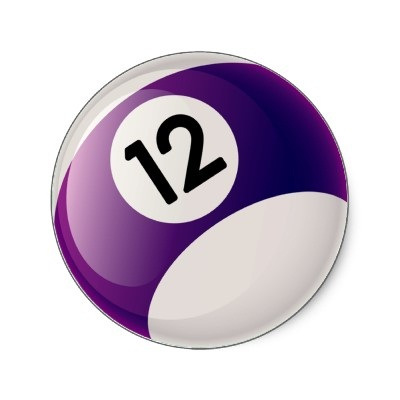 Significant Number Factoid Friday – Today The Number Is ...: http://fasab.wordpress.com/2013/08/09/significant-number-factoid-friday-today-the-number-is-twelve-12-part-1/