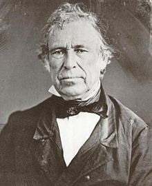 12th US President-Zachary_Taylor-circa1850