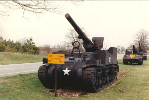 155 mm Gun Motor Carriage M12