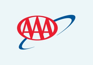 American Automobile Association logo