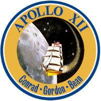 apollo 12 patch