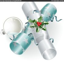 christmas-crackers-and-decoration