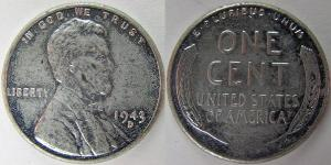 did you know WWII steel penny