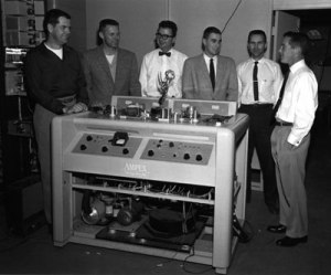 did you know ampex-commercial-vtr-1956