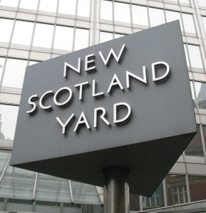 did you know New_Scotland_Yard_sign