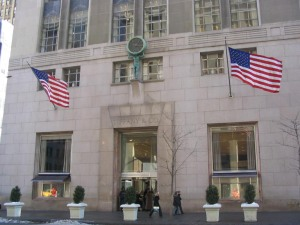 Did You Know tiffany fifth ave