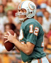 Bob Griese Miami Dolphins