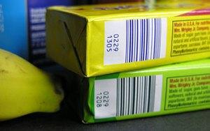 gum barcode
