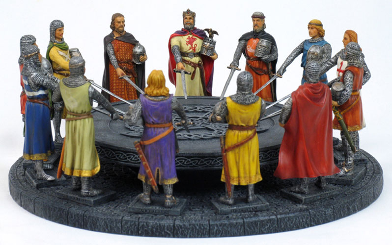 Significant number factoid friday today the number is for 10 knights of the round table
