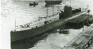 Leninets-class submarine
