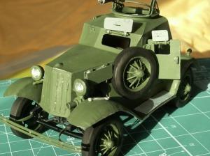 Model of Dyrenkov D-12
