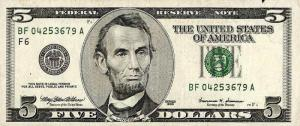 pun five_dollar_bill