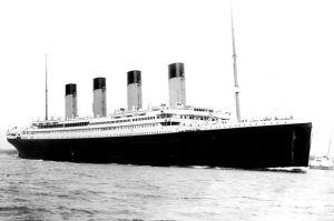 pun titanic