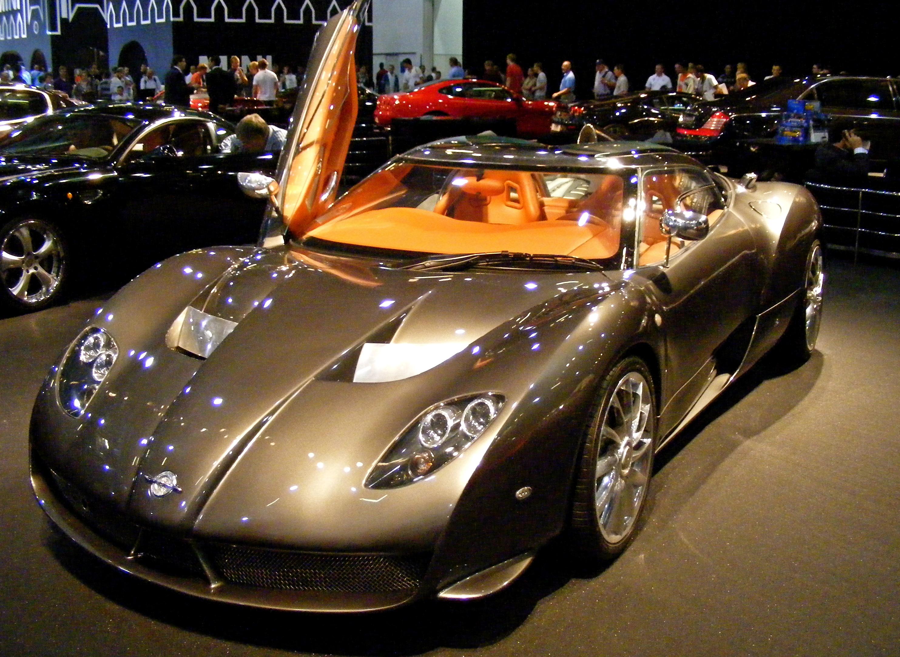 Самая быстрая машина в мире 20 фотография