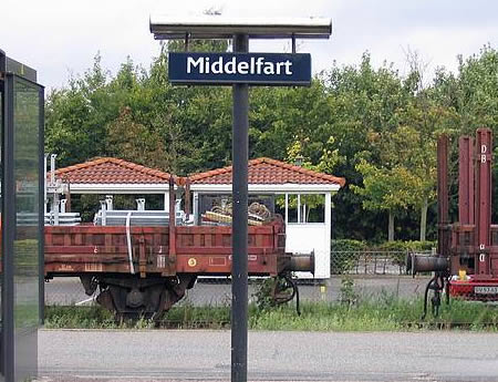silly town names - Middlefart