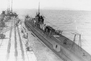 Japanese type A1 submarine